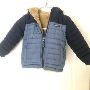 Boys 3T reversible jacket